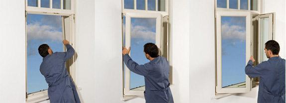 Reclicar ventanas que se han cambiado